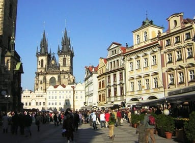 TESOL Accommodation Prague